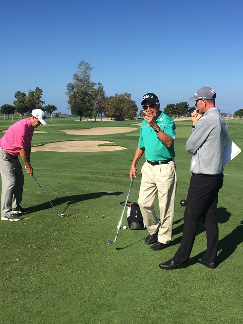 Scott Sacket: A Day with Bob Vokey