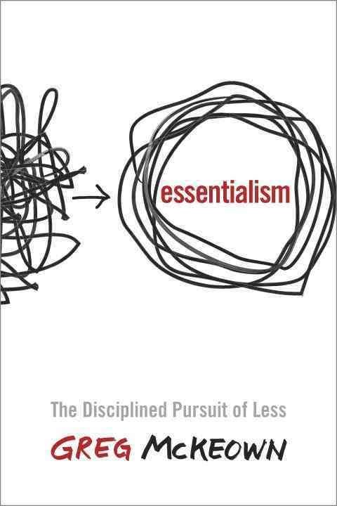 Scott Sackett's Best Reads - Essentialism
