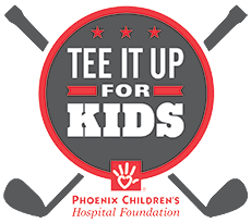 Tee it Up For Kids Logo