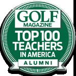 Scott Sackett Golf Instruction Top 100 Alumni