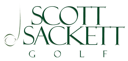 Scott Sackett Golf Logo