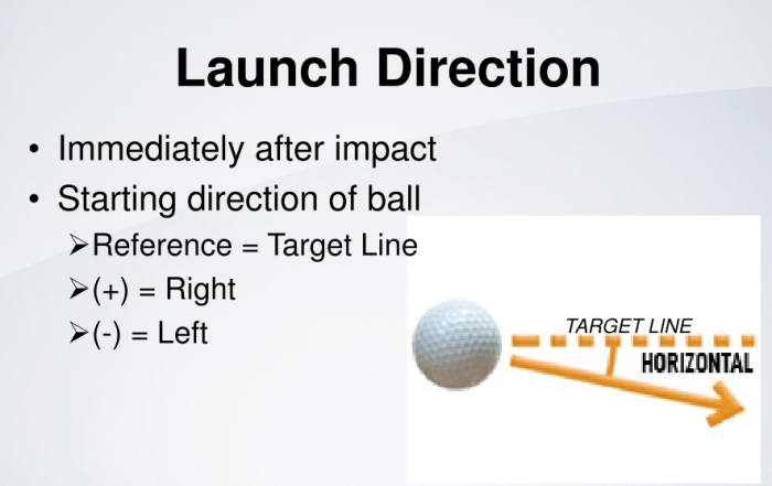 TrackMan_Launch_Direction_Definition_