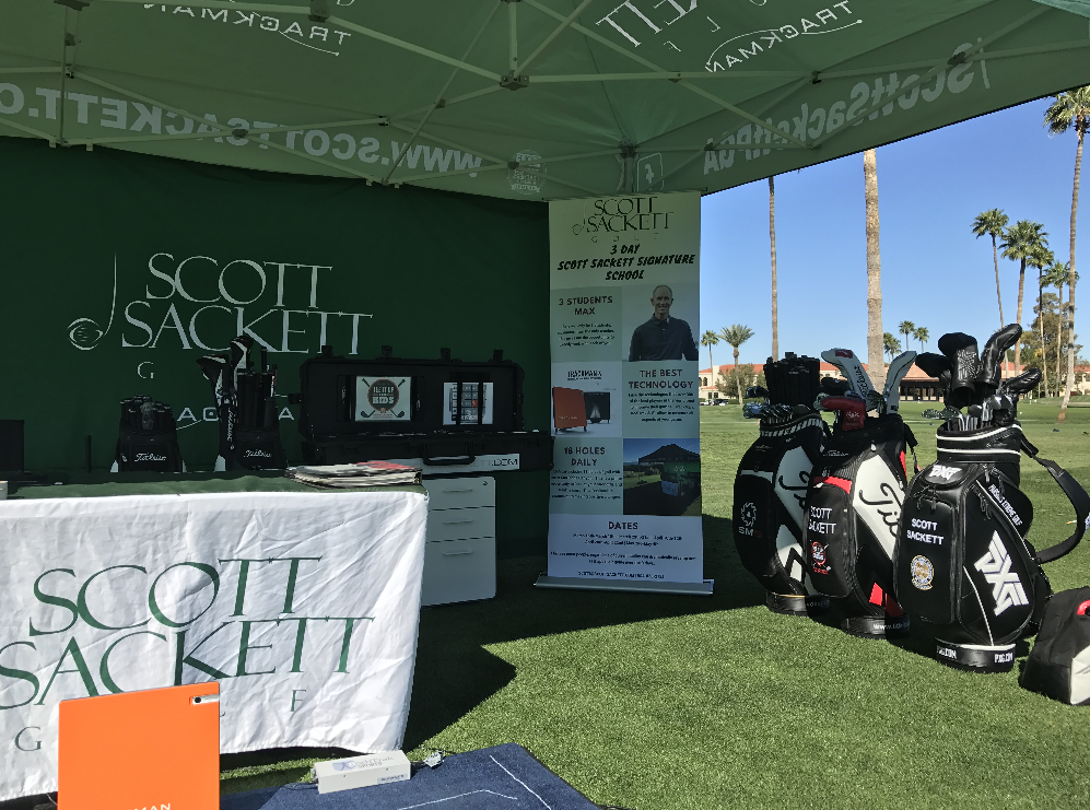 Scott Sackett McCormick Ranch Golf Club