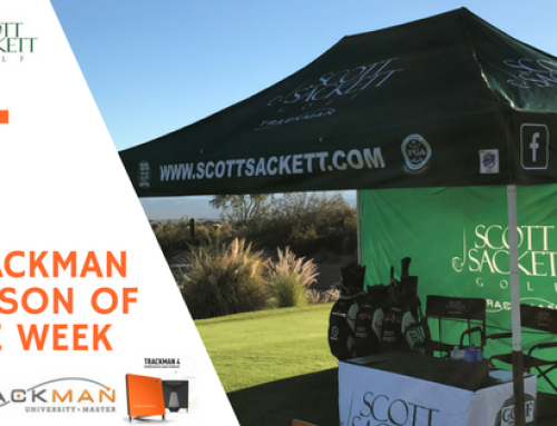 TrackMan Lesson of the Week 1/9/18